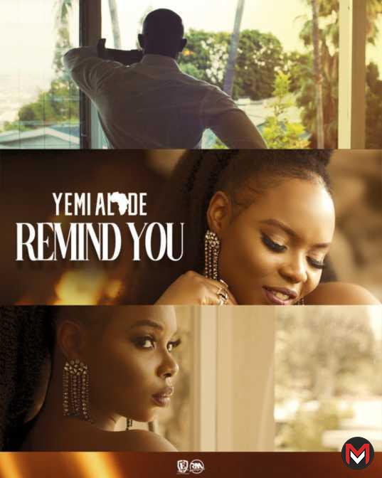 VIDEO: Yemi Alade - Remind You