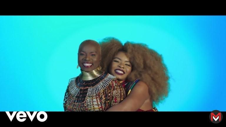 VIDEO Yemi Alade ft. Angelique Kidjo - Shekere