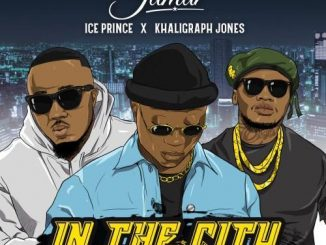 Kofi Jamar - In the City Ft. Ice Prince, Khaligraph