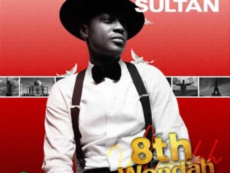 Sound Sultan 8th Wondah album
