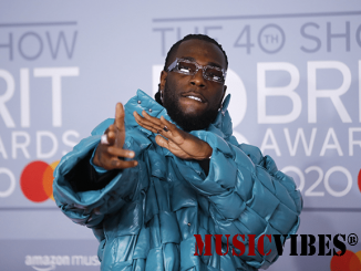 Burna Boy Wins BET Best International Act Awards 2020