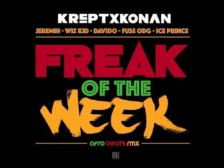 Krept & Konan ft. Davido, Wizkid, Ice Prince & Fuse ODG - Freak Of The Week (Remix)