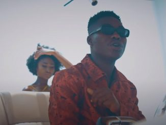 VIDEO Reekado Banks Ft. Parker Ighile - Options