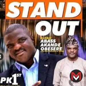 Abass Akande Obesere - Stand Out Album
