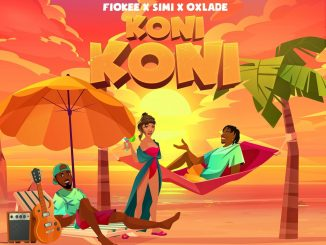 Fiokee - Koni Koni ft. Simi & Oxlade MP3 DOWNLOAD
