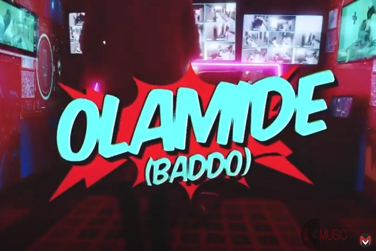 VIDEO Olamide - Wonma
