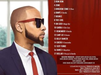 B-Red releases the Tracklist for his forthcoming album