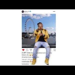 VIDEO Fabian Blu - Instagram Ft Naira Marley & Mohbad