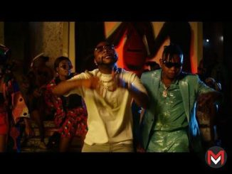 VIDEO Olakira - In My Maserati (Remix) ft. Davido