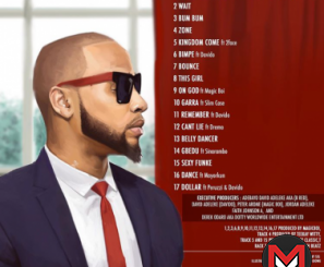 B-Red - Kingdom Come Ft. 2Baba
