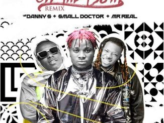 Danny S ft. Small Doctor Mr Real - Off The Light (Remix)