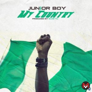 Junior Boy - My Country (Audio + Video)