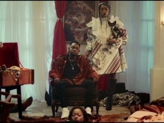 [VIDEO] Omah Lay – Damn