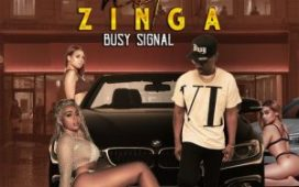 Busy Signal - Hot Zinga