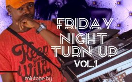 DJ License - Friday Night Turn Up Vol.1