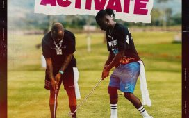 Stonebwoy - Activate ft. Davido