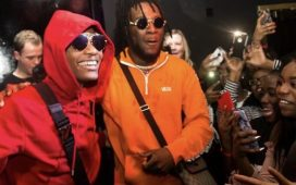 Wizkid & Burna Boy Bag Nomination At The 2021 Grammy Awards