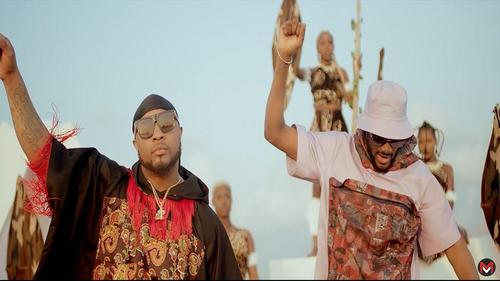 VIDEO: B-Red - Kingdom Come ft. 2Baba