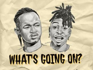 Ayanfe - What's Going On Ft. Mayorkun