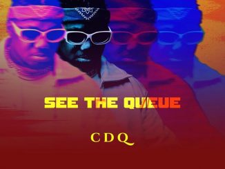 CDQ - See The Queue EP