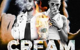 Popcaan - Cream Ft. Frahcess One