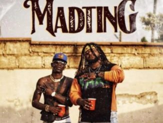 Shatta Wale - Madting Ft. Captan