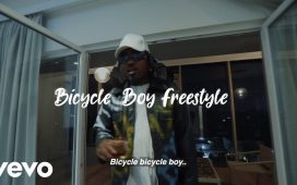 Ice Prince - Bicycle Boy Freestyle