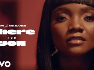 VIDEO: Simi - There For You ft. Ms Banks