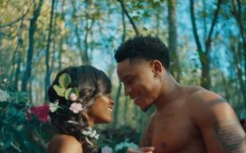 VIDEO: Rotimi - Love Somebody (With Vanessa Mdee)