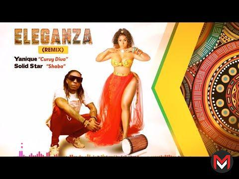 Yanique Curvy Diva - Eleganza Ft. SolidStar