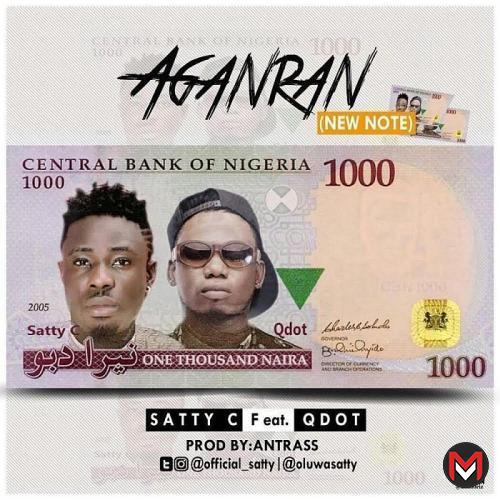 Satty C - Aganran Ft. Qdot