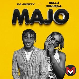 DJ 4kerty Ft. Bella Shmurda - Majo