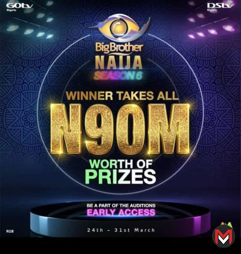 How To Apply For Big Brother Naija 2021 Season 6 Audition